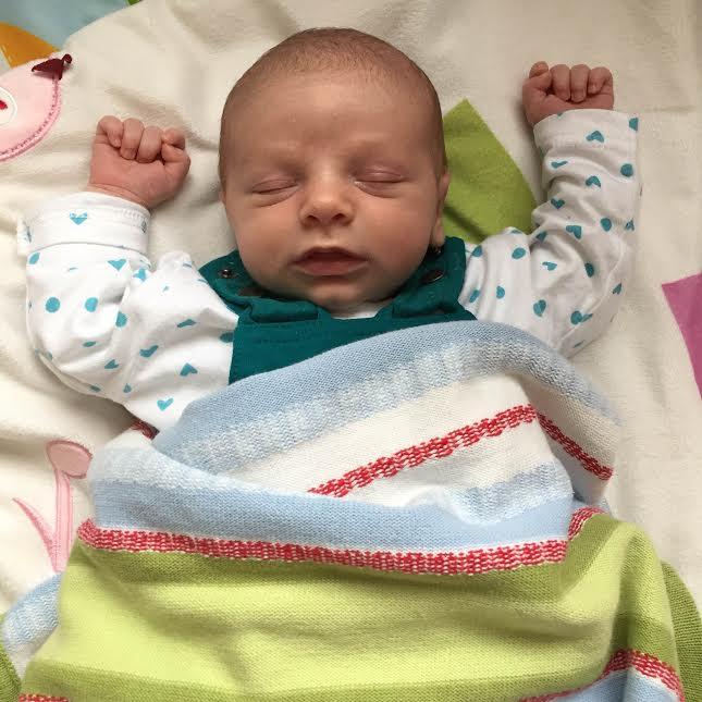 Martin né le 17 août 2015