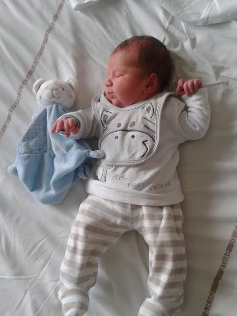 Maxence né le 11 août 2015