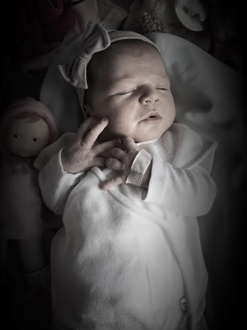 Taylor née le 18 août 2015