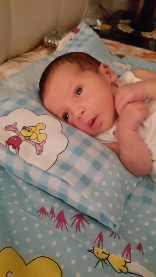 Youssef né le 11 août 2015