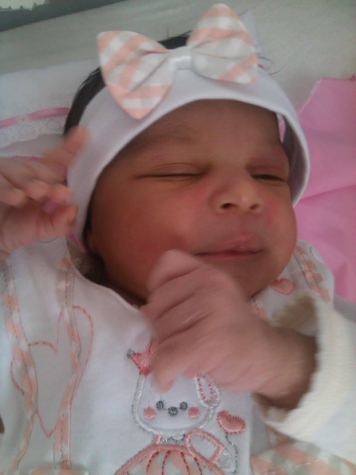 Anna, née le 8 août 2015