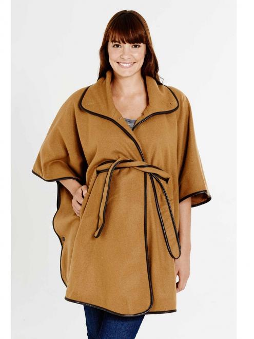 10 manteaux de grossesse pour s'emmitoufler au chaud