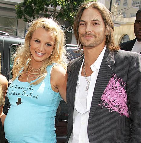 Il y a de l'eau dans le gaz entre Britney Spears et son mari Kevin Federline. Heureusement, pour elle, Britney se console auprès de son fils…