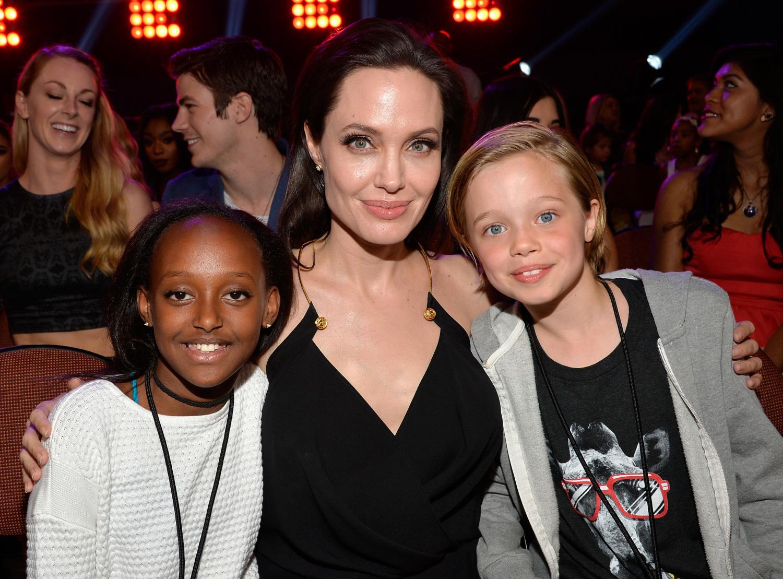 Les deux premiers se nomment Maddox Chivan et Zahara Marley. Mais comment s'appelle la petite dernière d'Angelina Jolie ?