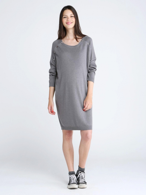 Robe pull pour femme enceinte