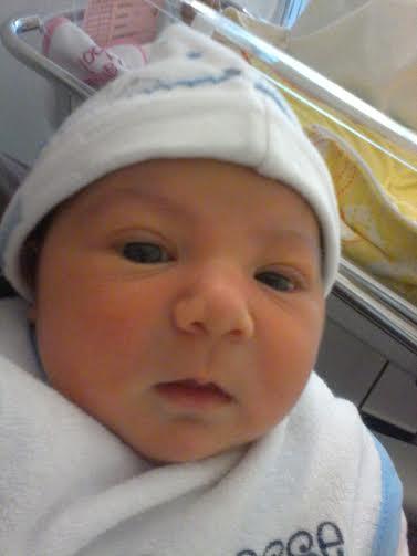 Édeen, née le 3 septembre