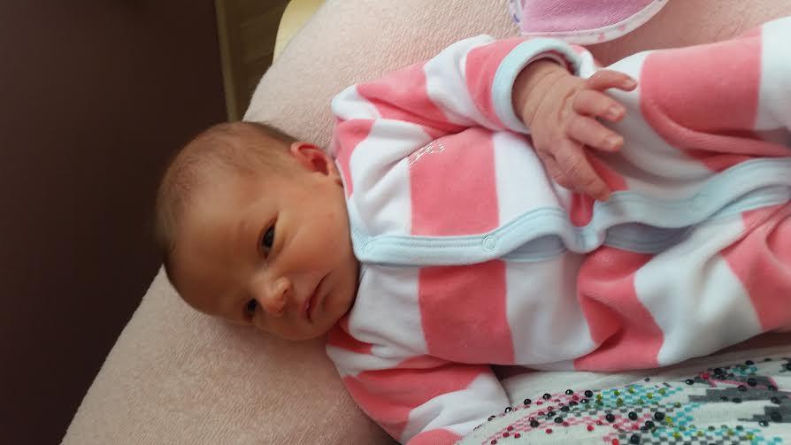 Camille, née le 14 septembre