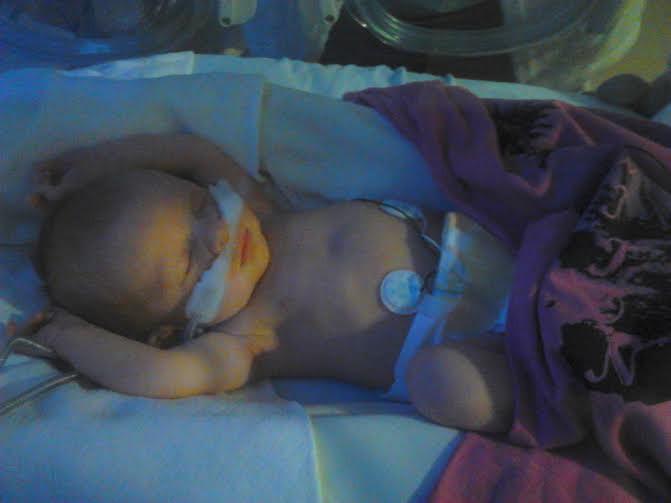 Coline, née le 10 septembre