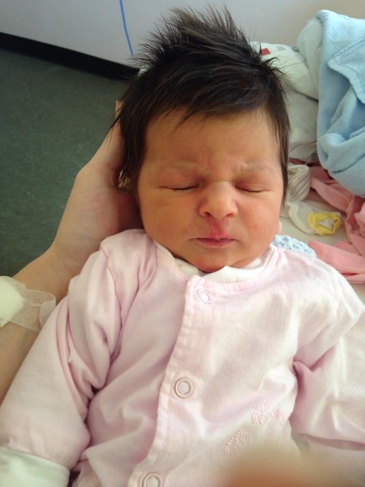 Dorya, née le 2 septembre