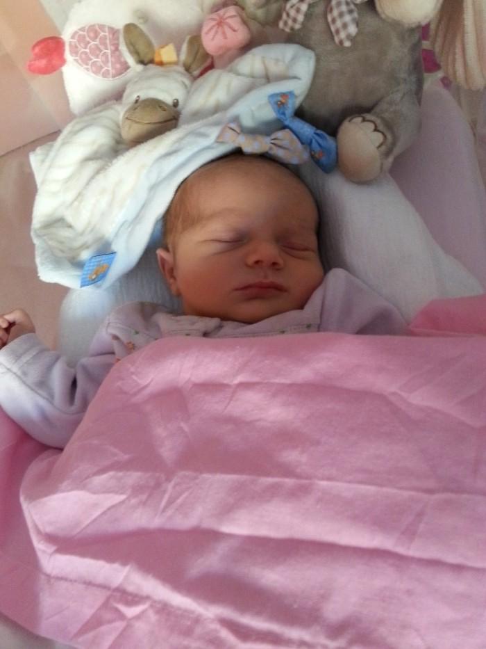 Elena, née le 28 septembre