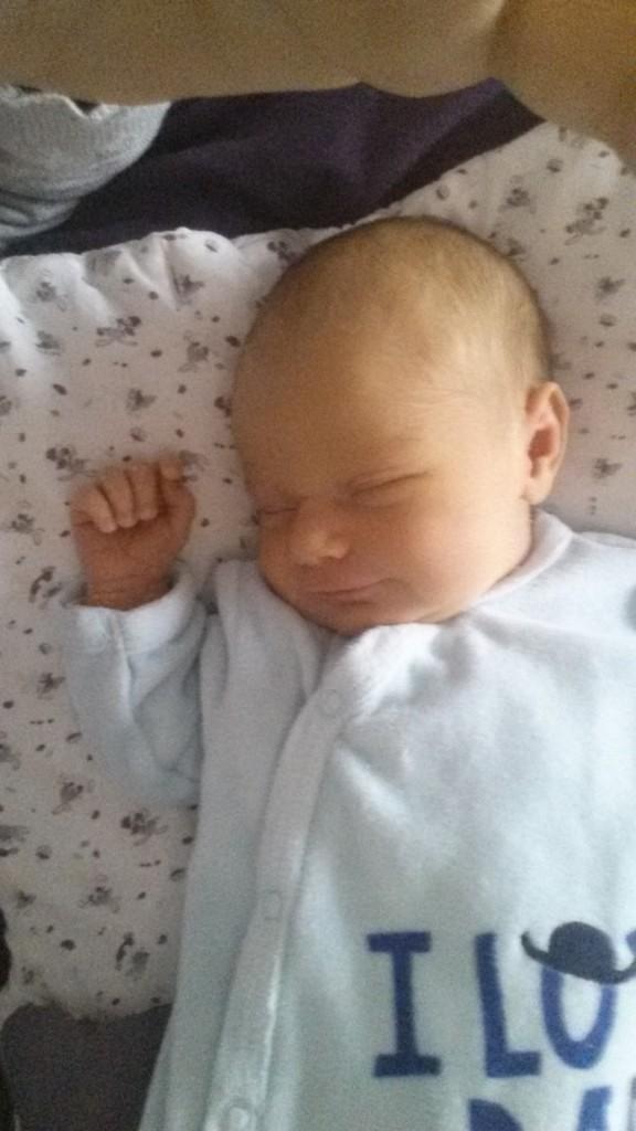 Jade, née le 9 septembre