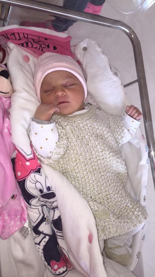 Lexie, née le 14 septembre
