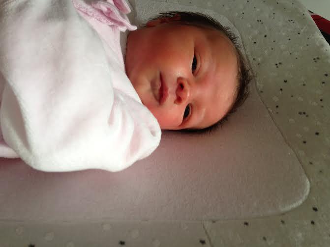 Lou, née le 14 septembre
