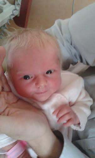 Louise, née le 16 septembre