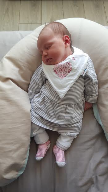 Louise, née le 10 septembre