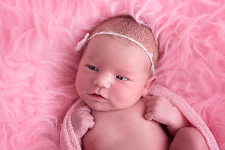 Maïlys, née le 5 septembre