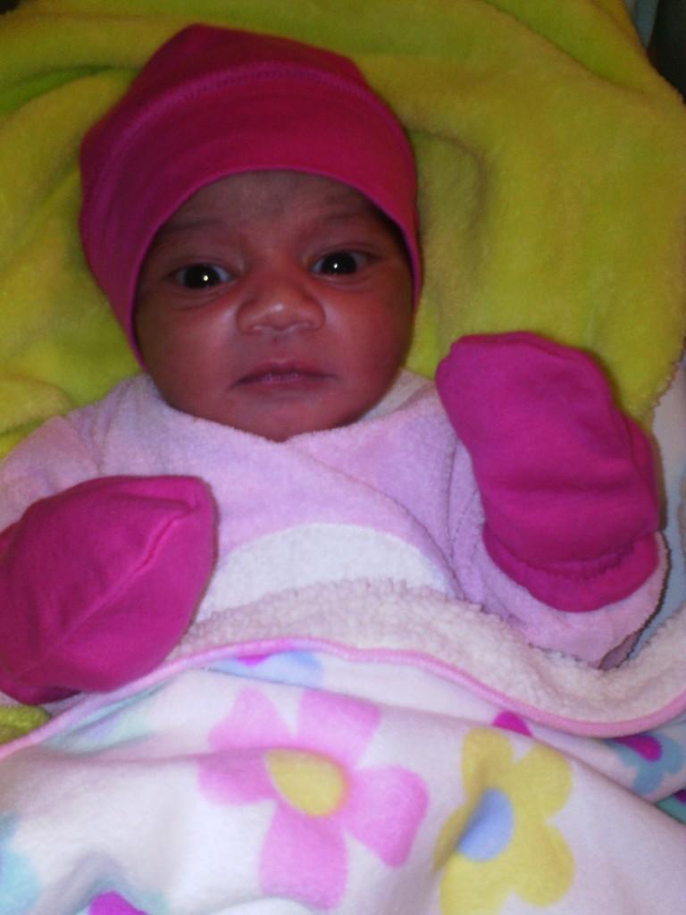 Nolween, née le 24 septembre
