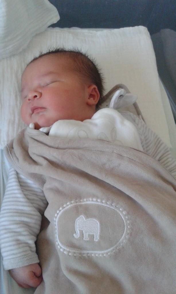 Simon, né le 30 septembre
