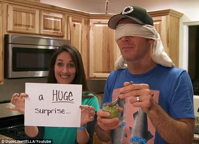 surprise annonce de grossesse