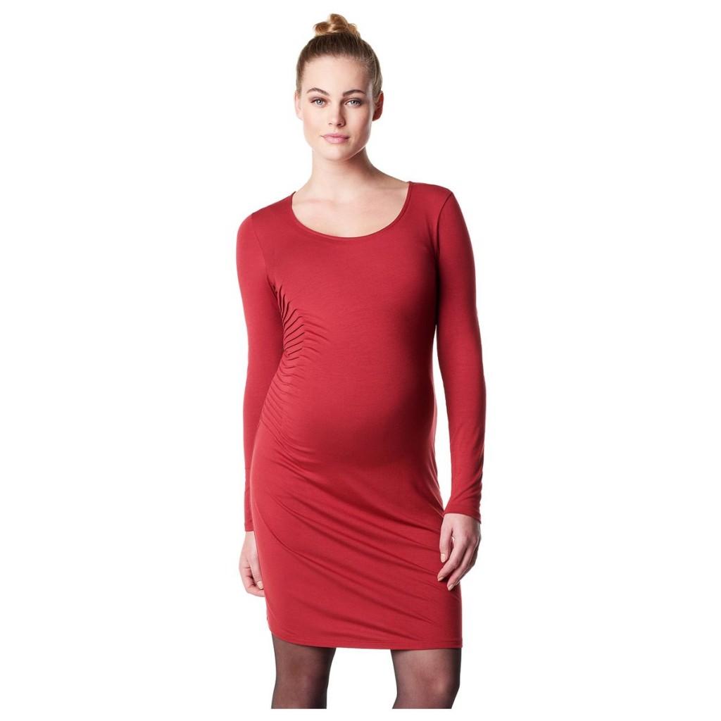 NOPPIES Vetements de grossesse Robe Ivory 2 la redoute 49.99 euros