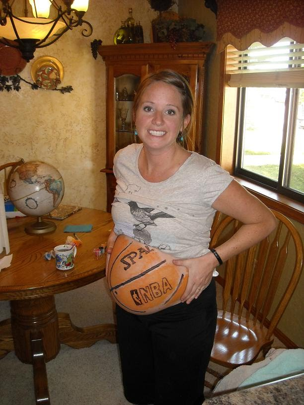 future maman fan de basket