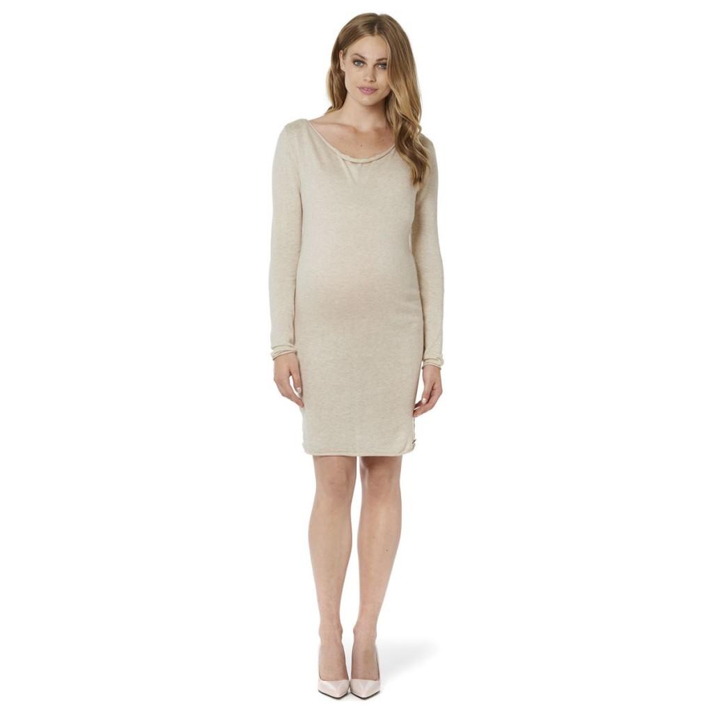 robe beige femme enceinte laredoute