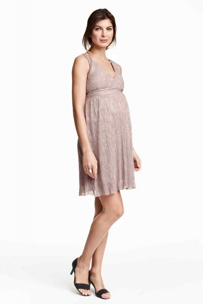 robe h&m pour femme enceinte