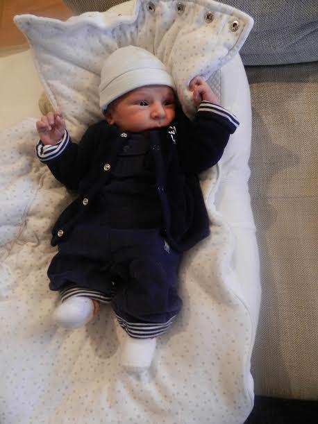 Baptiste, né le 21 novembre