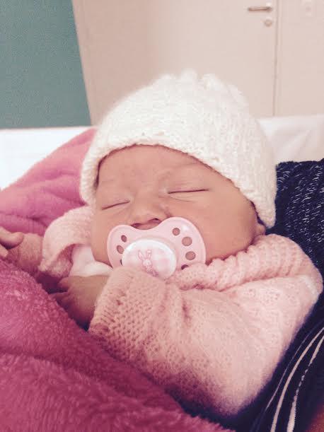 Elisa, née le 27 novembre