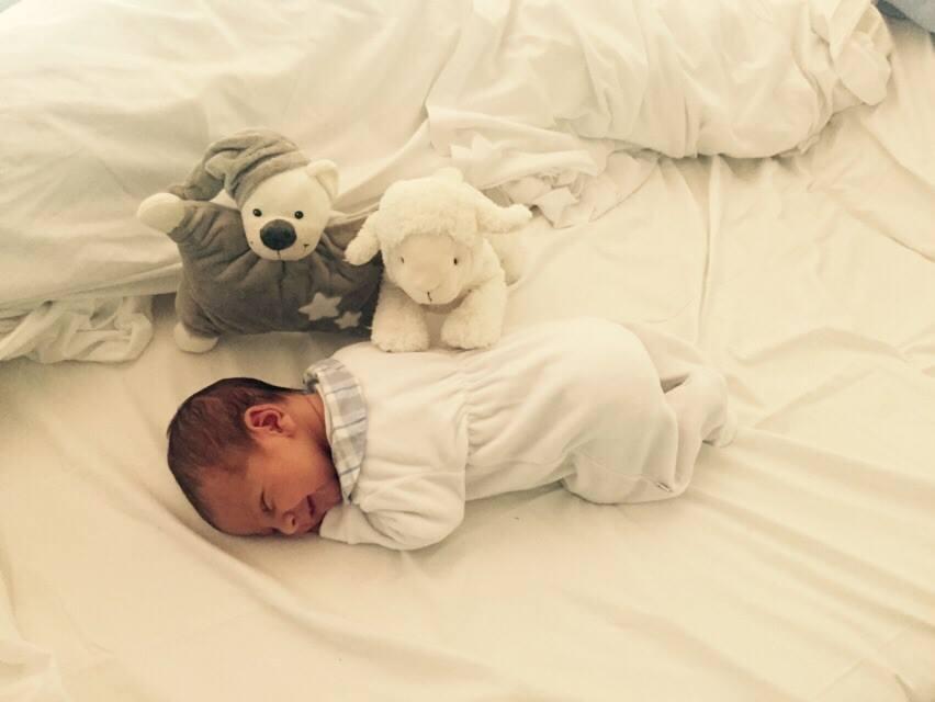 Enzo, né le 5 novembre