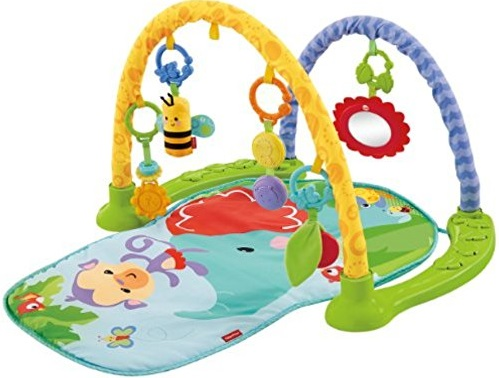 Fisher-Price Tapis Amis De La Jungle