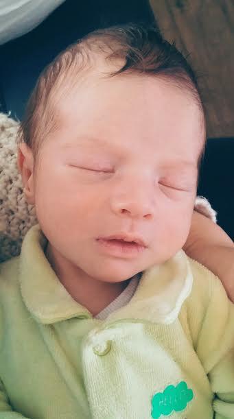 Gabriel, né le 10 novembre