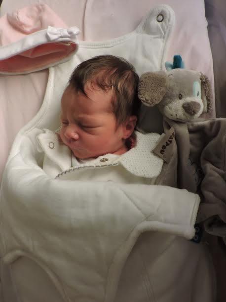 Léana, née le 26 novembre