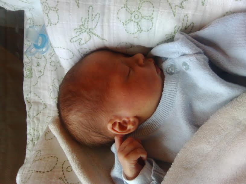 Léo, né le 12 novembre
