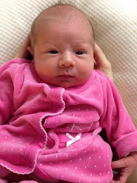 Leyana, née le 21 novembre