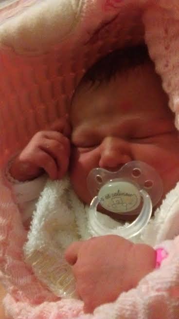 Lina, née le 30 novembre