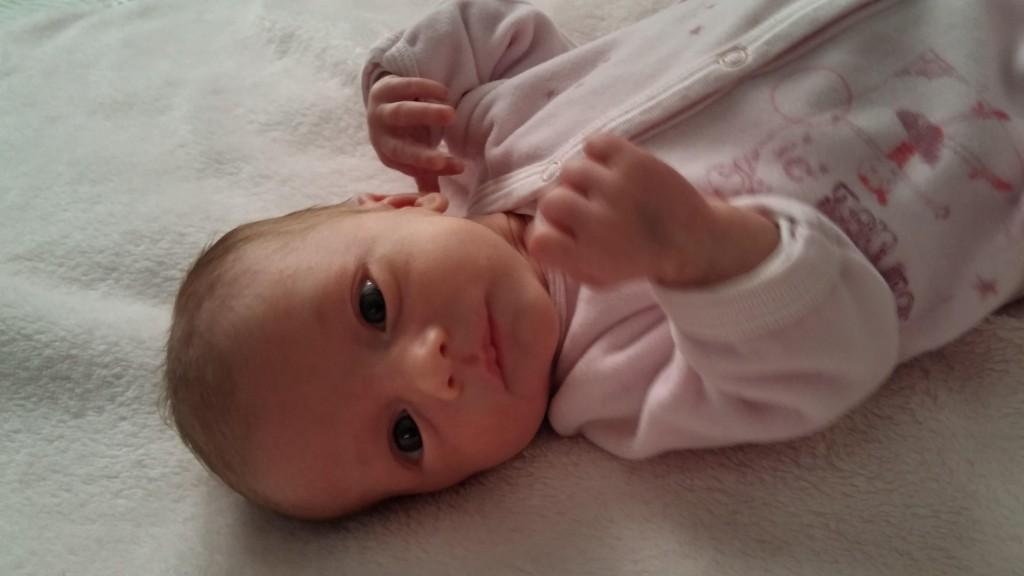 Lola, née le 1er novembre