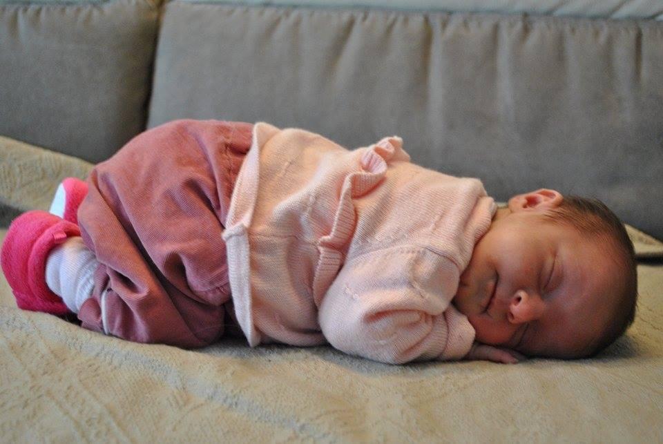 Lucianna, née le 10 novembre