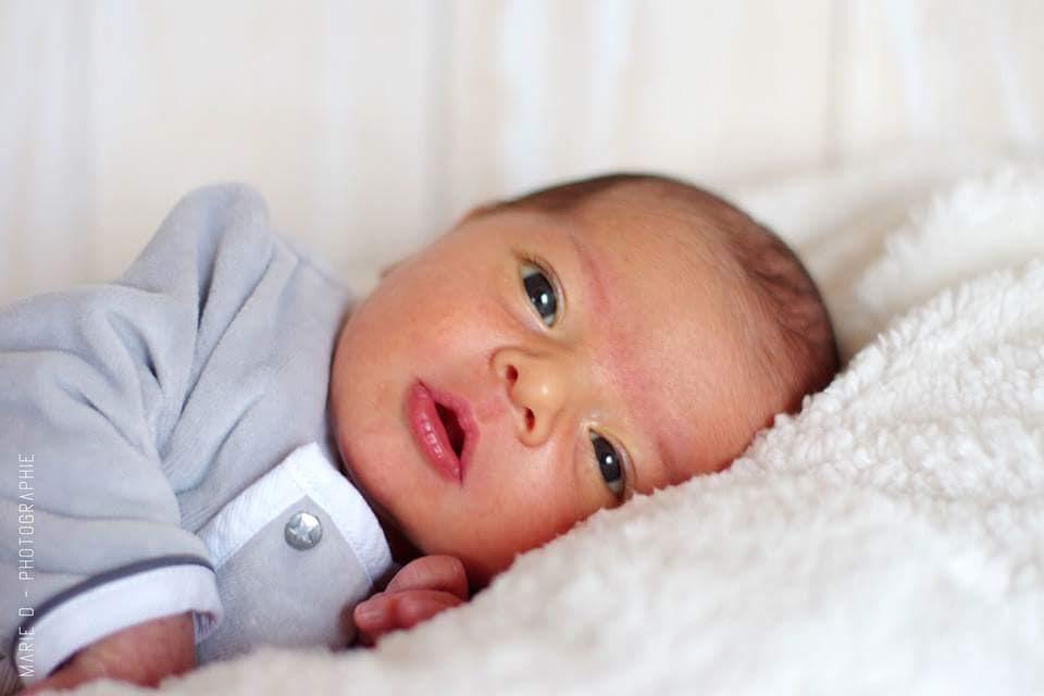 Lucien, né le 6 novembre