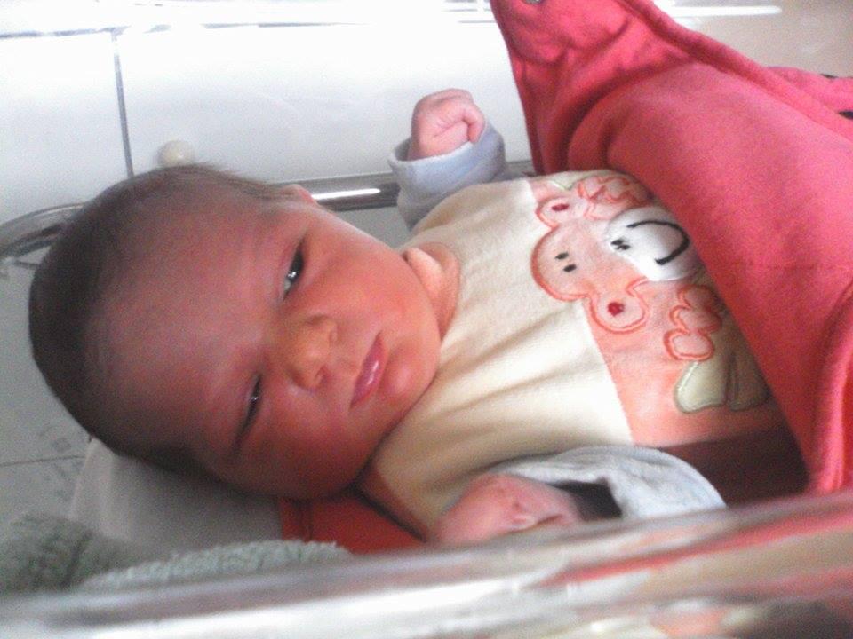 Mélodie, née le 28 novembre
