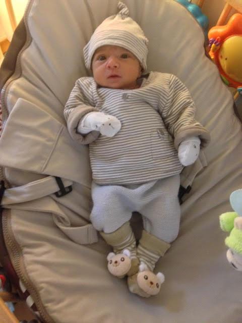 Mael, né le 20 novembre