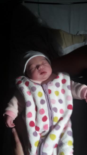 Maïssa, née le 14 novembre