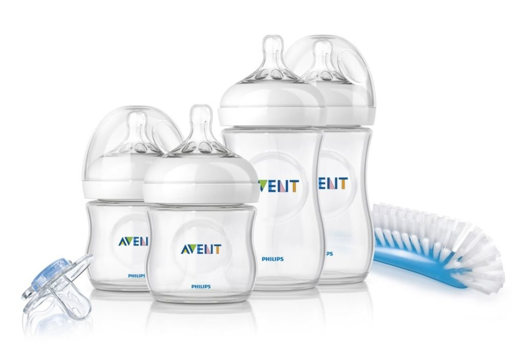 Philips AVENT Kit Biberon Nouveau-ne Natural
