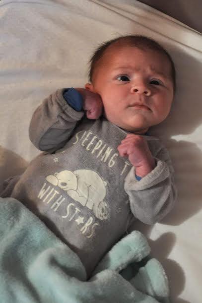 Quentin, né le 6 novembre