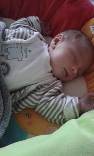 Raphaël, né le 6 novembre