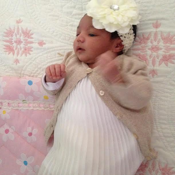 Safia, née le 10 novembre