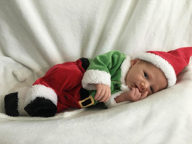 Timéo, né le 1er novembre
