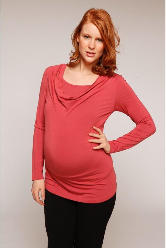 haut de grossesse bellybutton
