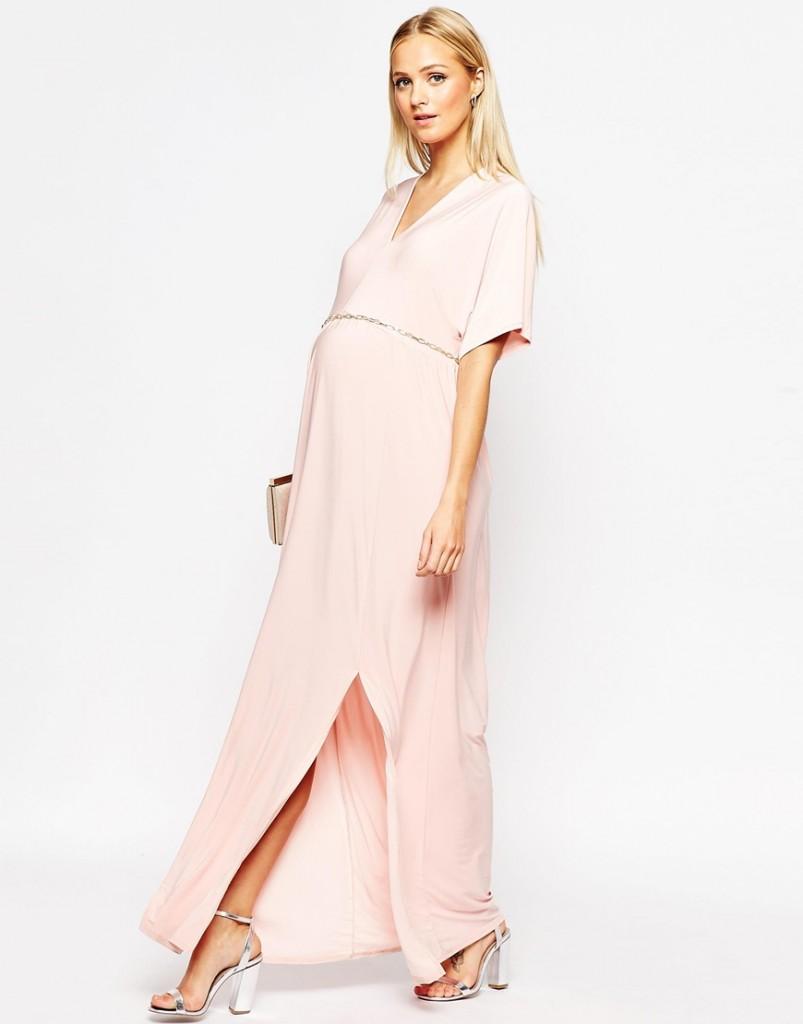 41.99 euros maxi robe kimono asos maternite