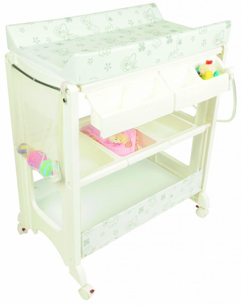 Babysun Nursery Supreme Table a Langer